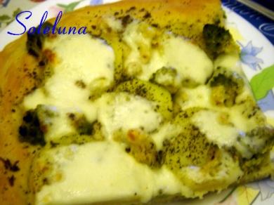 patate, borccoli, farina cucina,  pizza, lievito